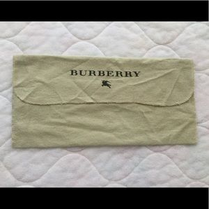 Burberry wallet cover